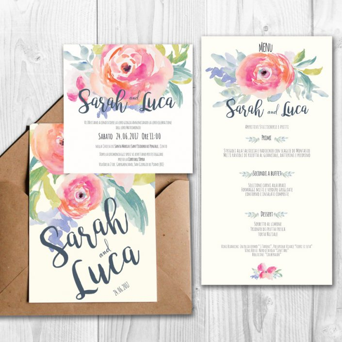 Suite Grafica Rose